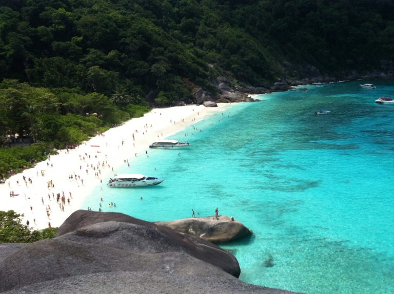 Ostrovy v okolí Phuketu. Ktoré sú naj?