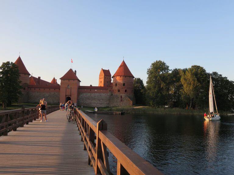 Vilnius: 4 tipy, čo si užiť v meste a vonku z mesta