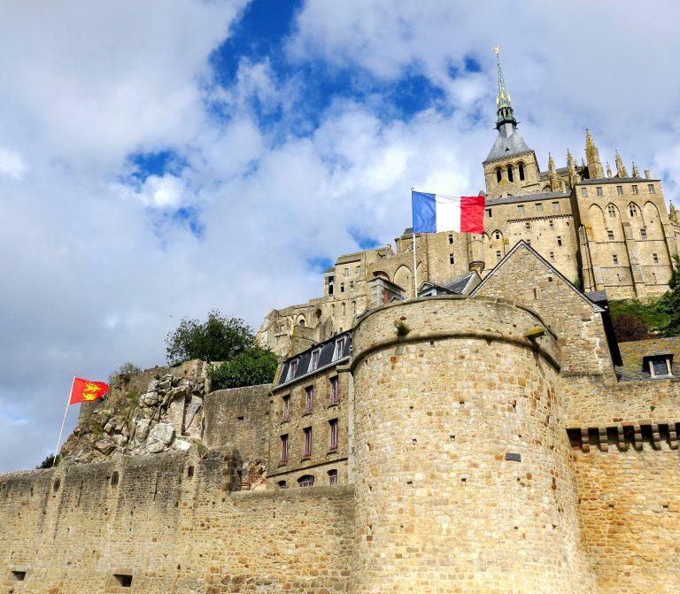 Navštív nedobytnú francúzsku pevnosť Mont St. Michel a vyhni sa davom