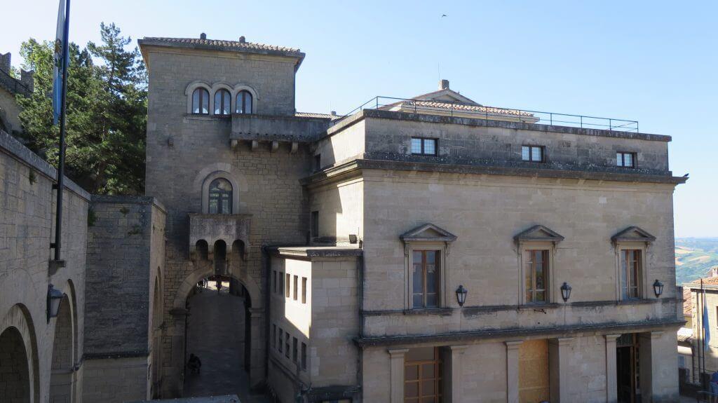 Teatro Titano - čo vidieť v San Maríne