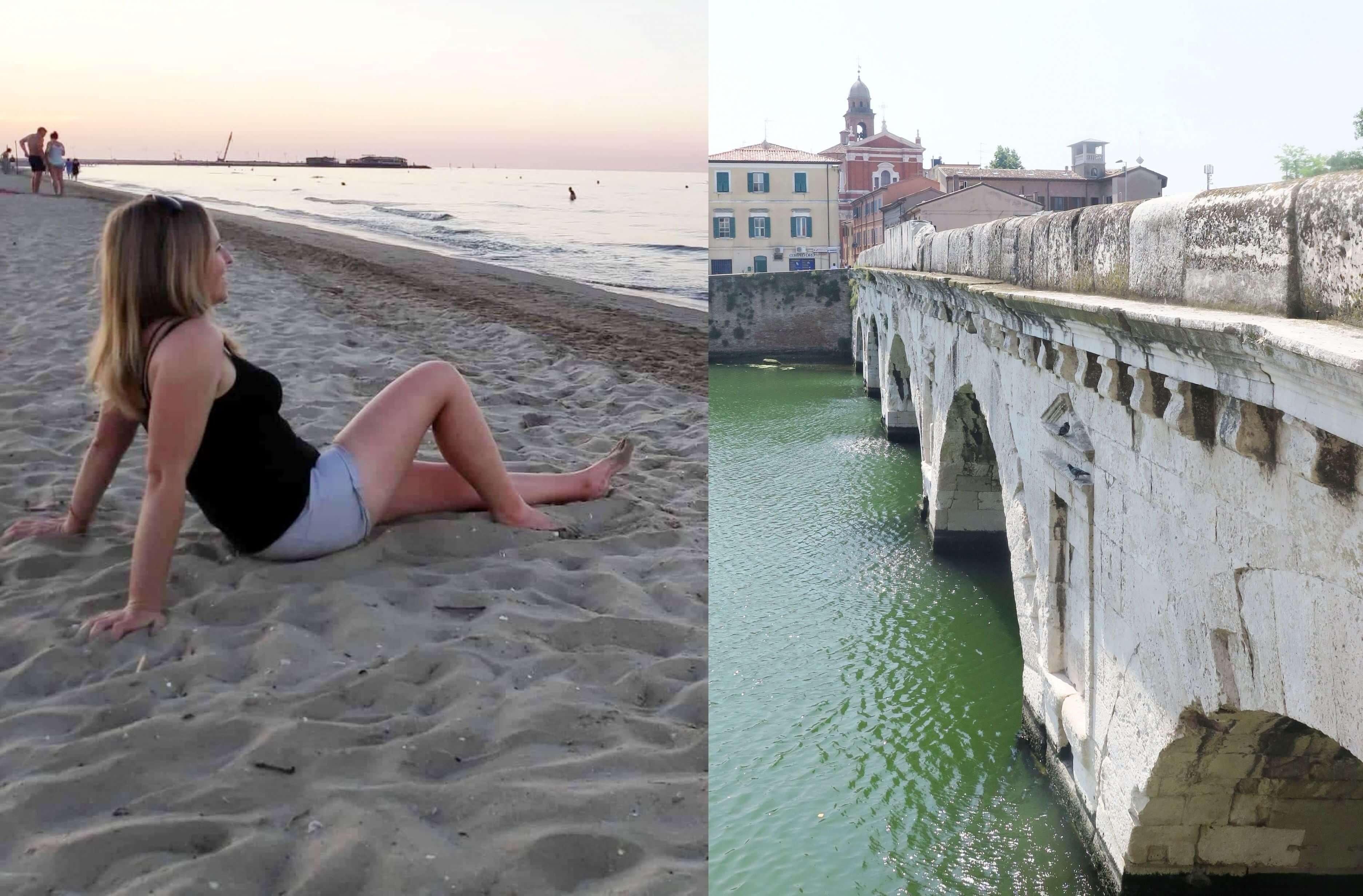 Pláž, pamiatky alebo preč z mesta. Čo musíš zažiť v Rimini?