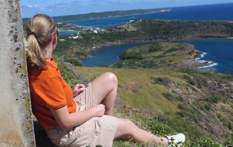 #Najkrajšie výhľady Karibiku