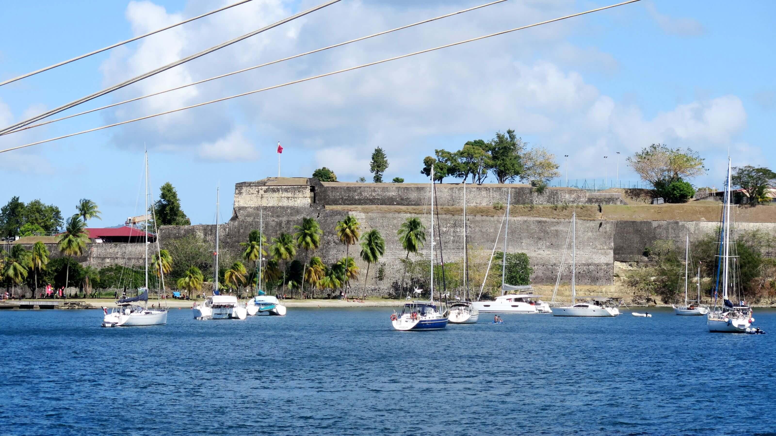 #Fort-de-France